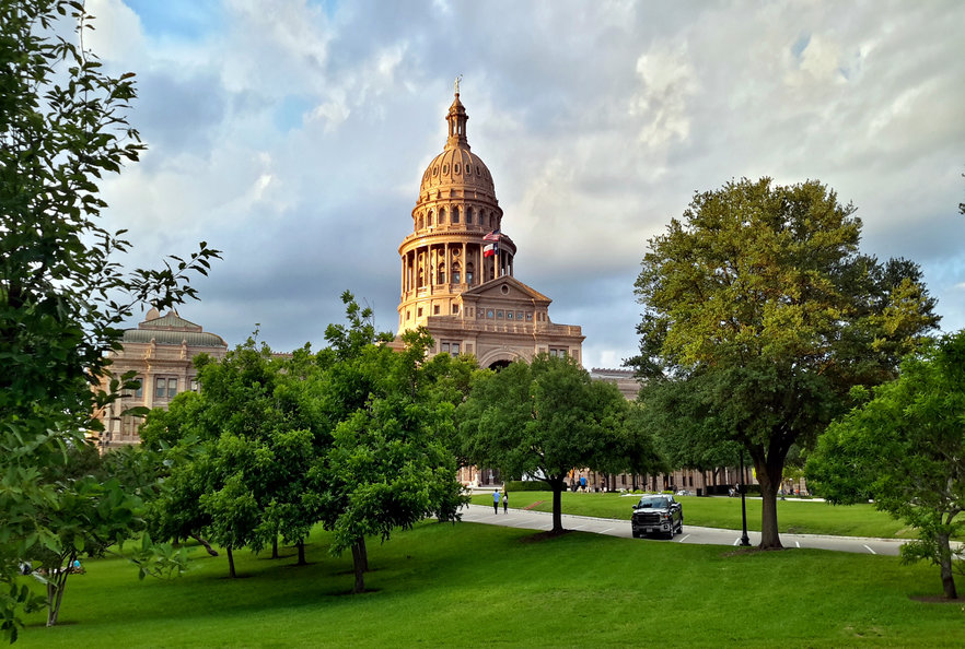 The Capitol Austin Texas